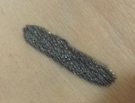 kẻ mắt 3CE Makeup GEL EYELINER #GLITTER BLACK