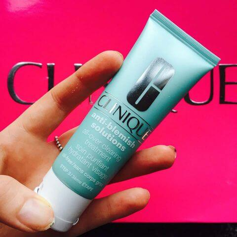 Kem dưỡng CLINIQUE Acne Solutions™ All-Over Clearing Treatment