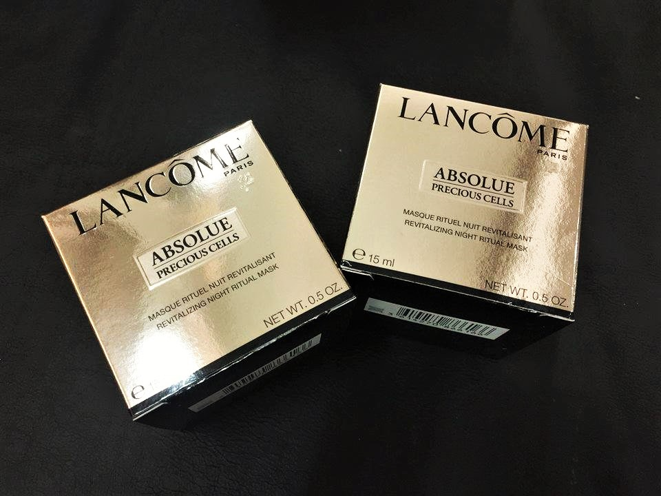 Kem Dưỡng Lancôme ABSOLUE PRECIOUS CELL REVITALIZING NIGHT RITUAL MASK