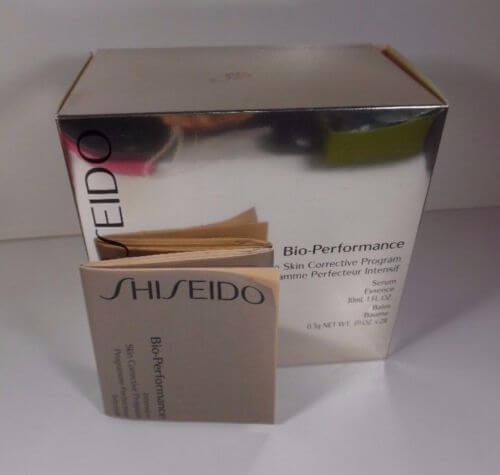 Kem dưỡng  Shiseido Chăm sóc da Intensive Skin Corrective Program