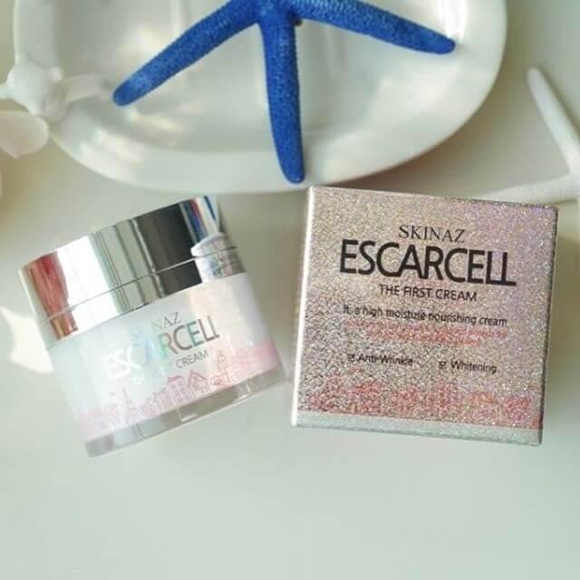 kem dưỡng skinaz Escarcell The First Cream Skinaz