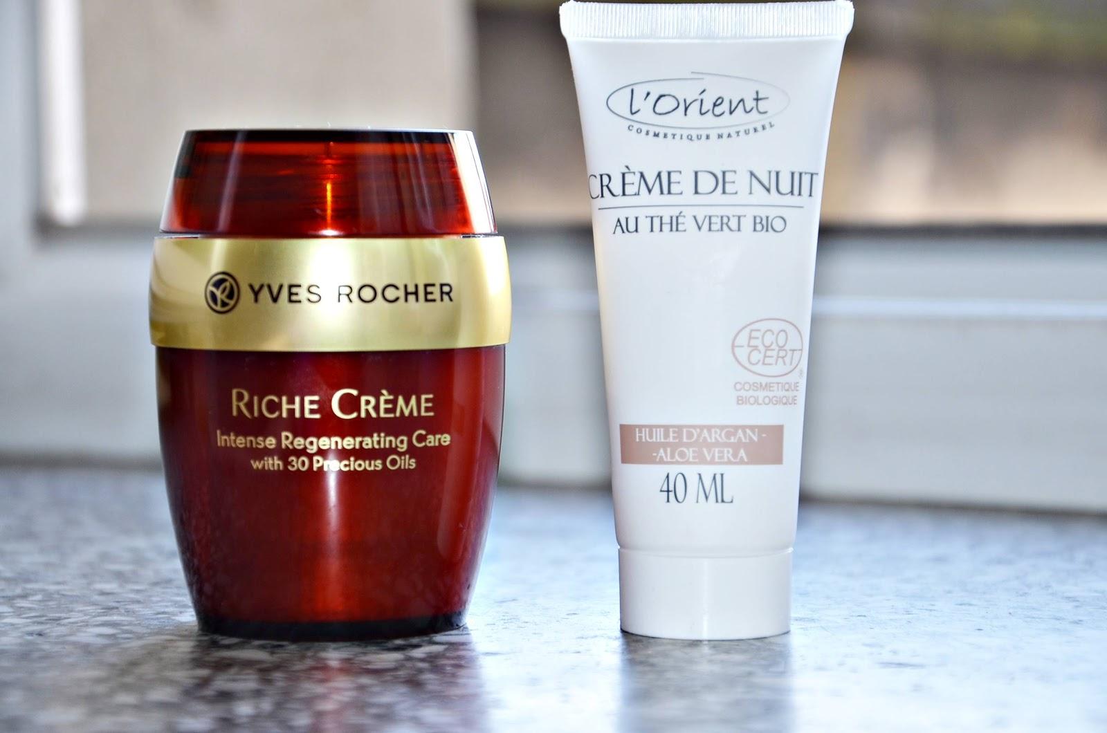 Kem dưỡng Yves Rocher Chăm sóc da Intense Regenerating Care
