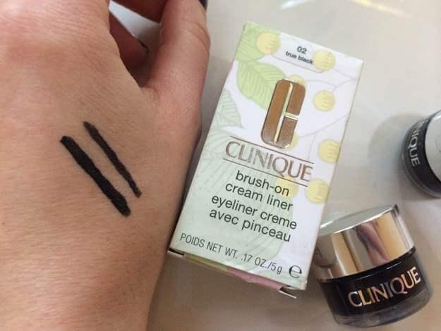 Kem mắt CLINIQUE Trang điểm mắt Brush-On Cream Liner