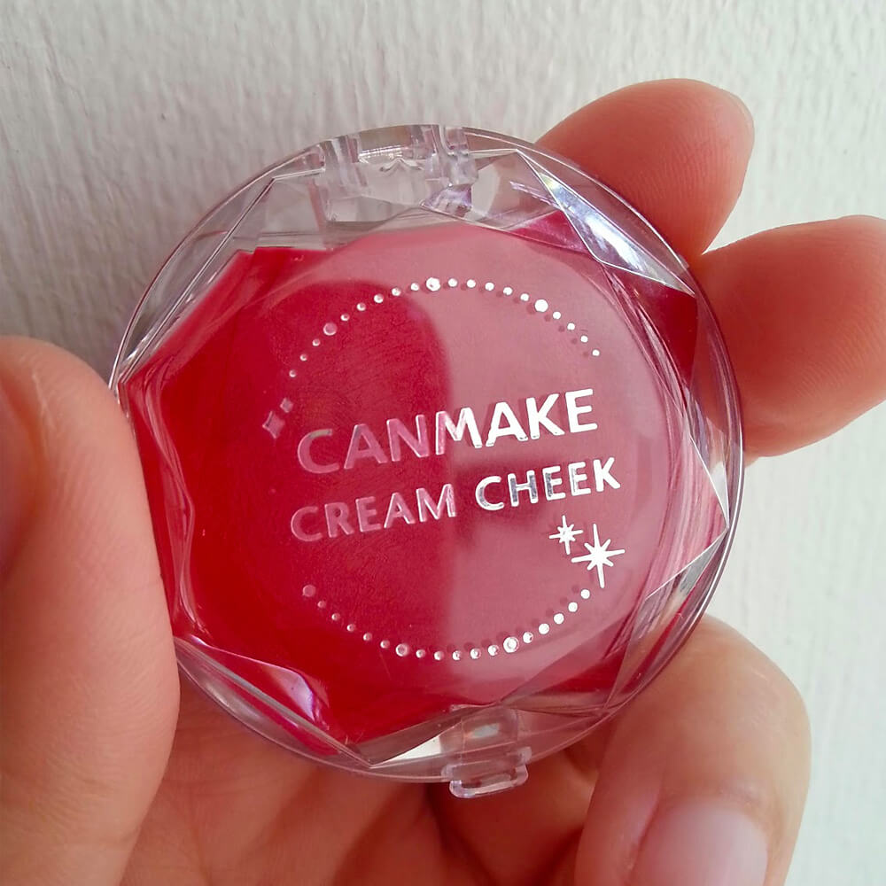 Má Hồng Dạng Kem canmake make up Cream cheek