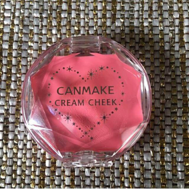 Má Hồng Dạng Kem canmake make up Cream cheek