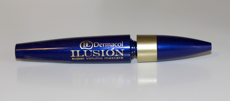 mascara Dermacol Make Up Ilusión mascara