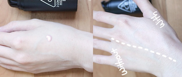 Phấn 3CE Makeup HIGHLIGHT BEAM_50ML - Dạng kem