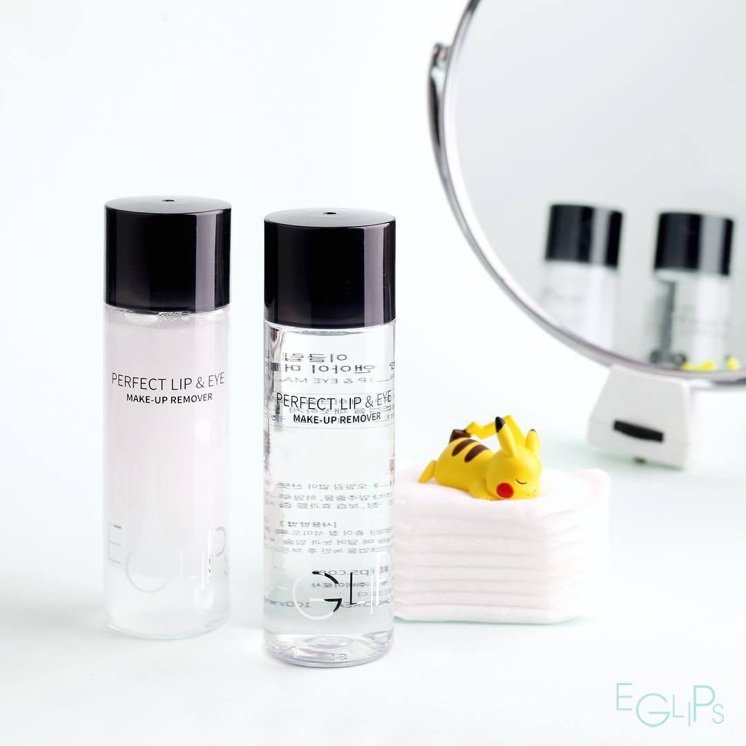 phấn má eglips makeup Eglips Perfect Lips & Eye Make-up Remover