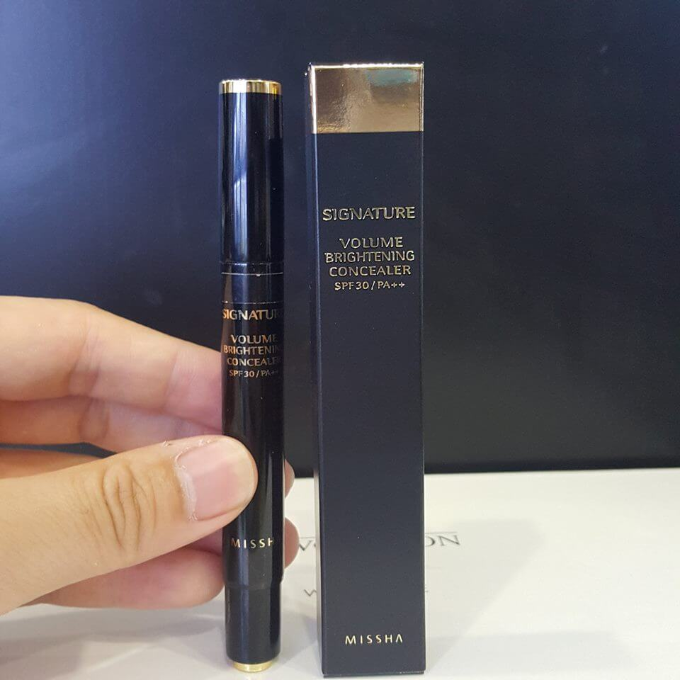 Phấn má hồng MISSHA Makeup SIGNATURE VOLUME BRIGHTENING CONCEALER