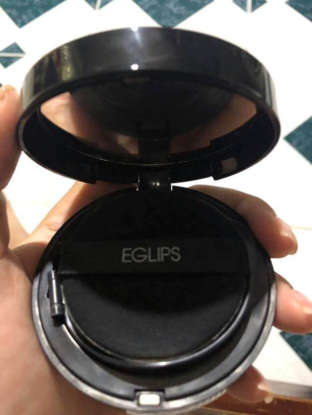 phấn mắt  eglips makeup Eglips Blur Covering Cushion