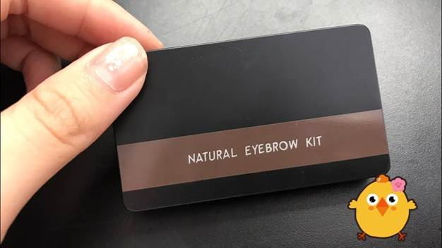 phấn mắt  eglips makeup Eglips Natural Eyebrow Kit