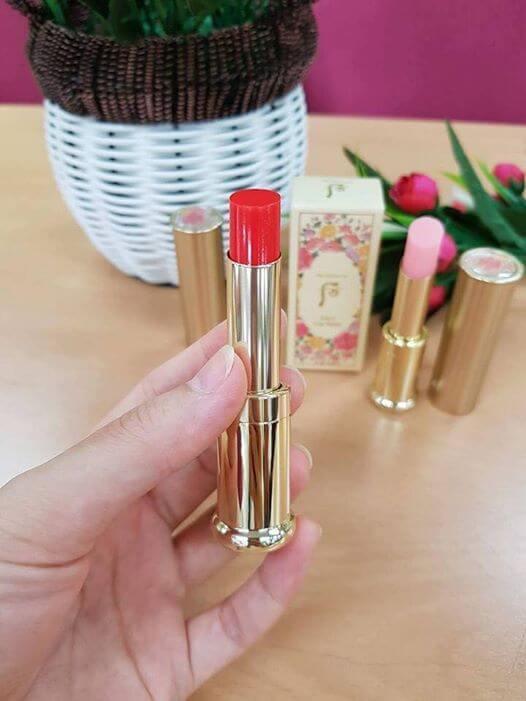 Son Dưỡng Môi Whoo Gongjinhyang Mi Glow Lip Balm SPF10