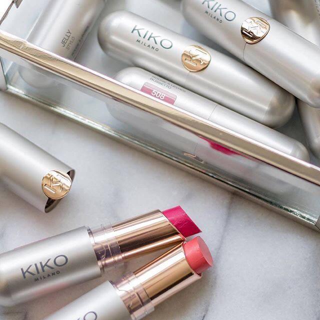 son môi Kiko makeup JELLY STYLO