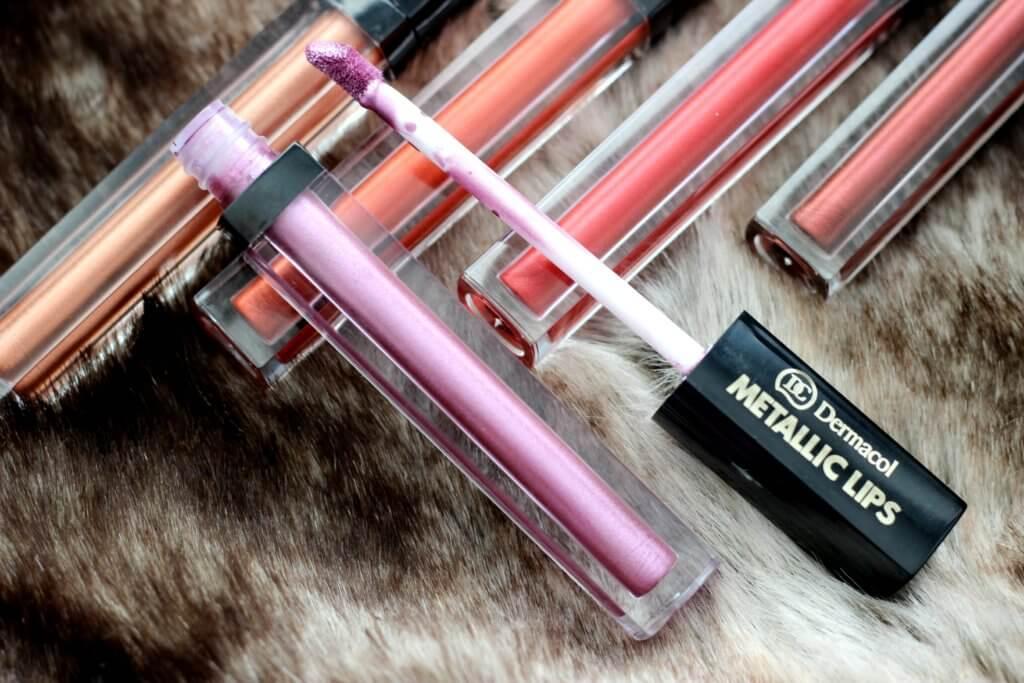 son nước Dermacol Make Up Metallic lips