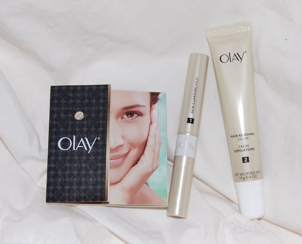 Tẩy lông mặt Olay SMOOTH FINISH FACIAL HAIR REMOVAL TO MEDIUM HAIR