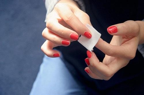 Tẩy sơn móng 3CE Makeup NAIL REMOVER 3CE - Tẩy sơn móng