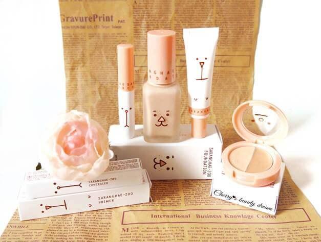 tẩy trang eglips makeup Eglips Saranghae Zoo – Dual Concealer