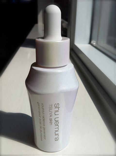 Tinh chất dưỡng Shu Uemura Tsuya Skin Youthful Radiance Generator Essence