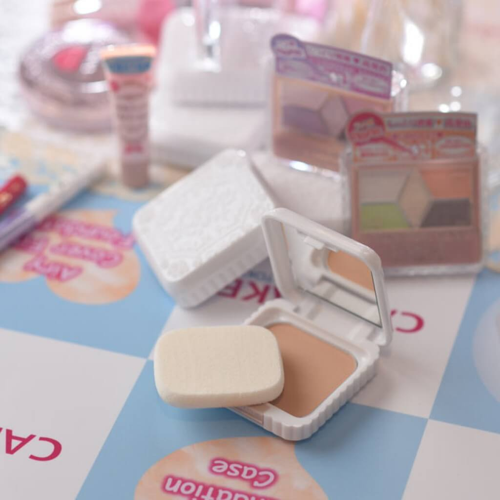 Vỏ Hộp Phấn canmake make up Foundation Case