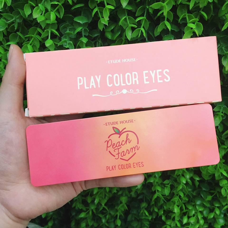 Bảng màu mắt ETUDE HOUSE EYES Personal Color Palette