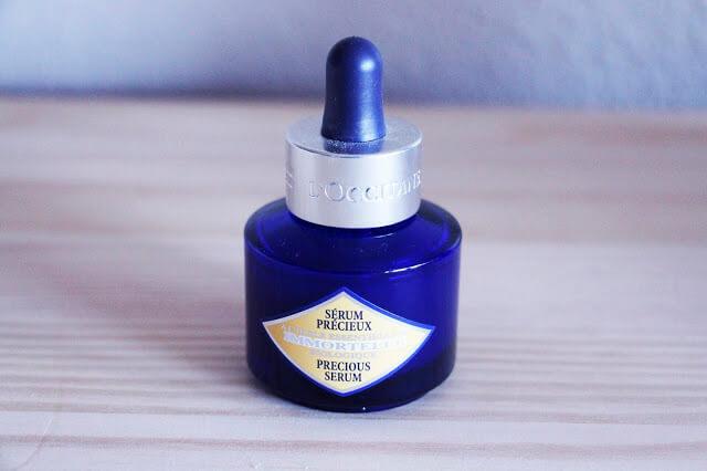Tinh chất chống lão hóa L'Occitane Immortelle Precious Serum
