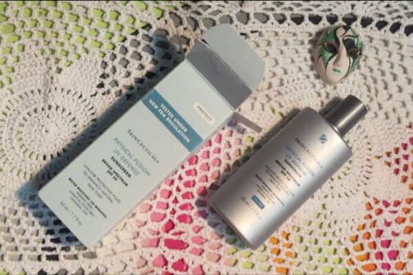 chống nắng skinceuticals dưỡng da PHYSICAL FUSION UV DEFENSE SPF 50