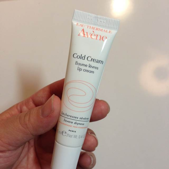 Kem dưỡng Avene  Chăm sóc môi Cold Cream Lip Cream