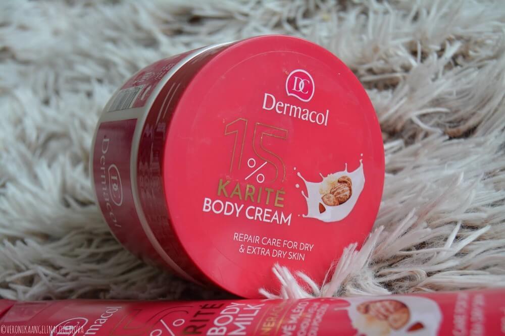 kem dưỡng Dermacol Bodycare Karité body cream
