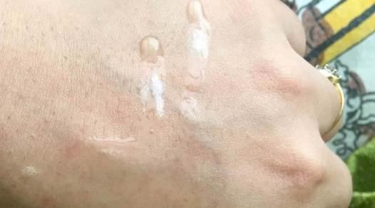 Kem dưỡng M.A.C Makeup PREP + PRIME FIX+ (SHIMMER)
