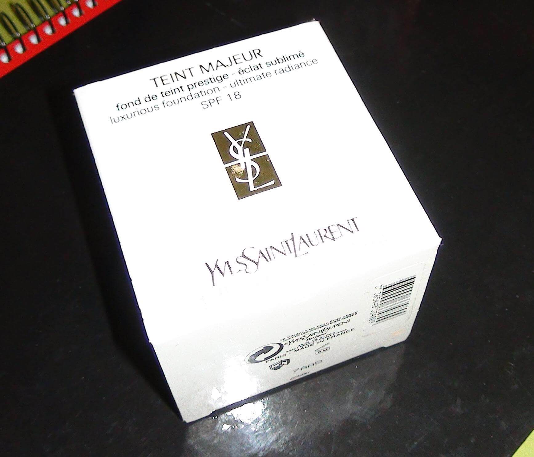 Kem dưỡng Yves Saint Laurent SKIN CARE TEMPS MAJEUR EYE