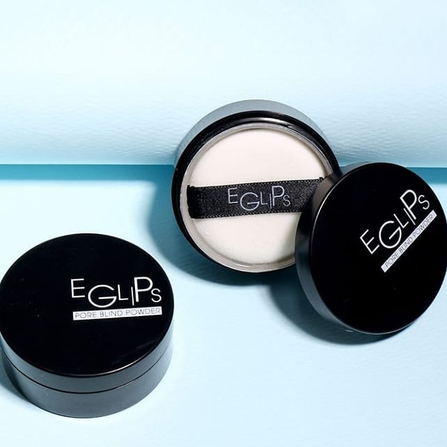 kem nền  eglips makeup Eglips Pore Blind Powder