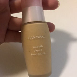 Kem Nền Siêu Mịn canmake make up Smooth Liquid Foundation
