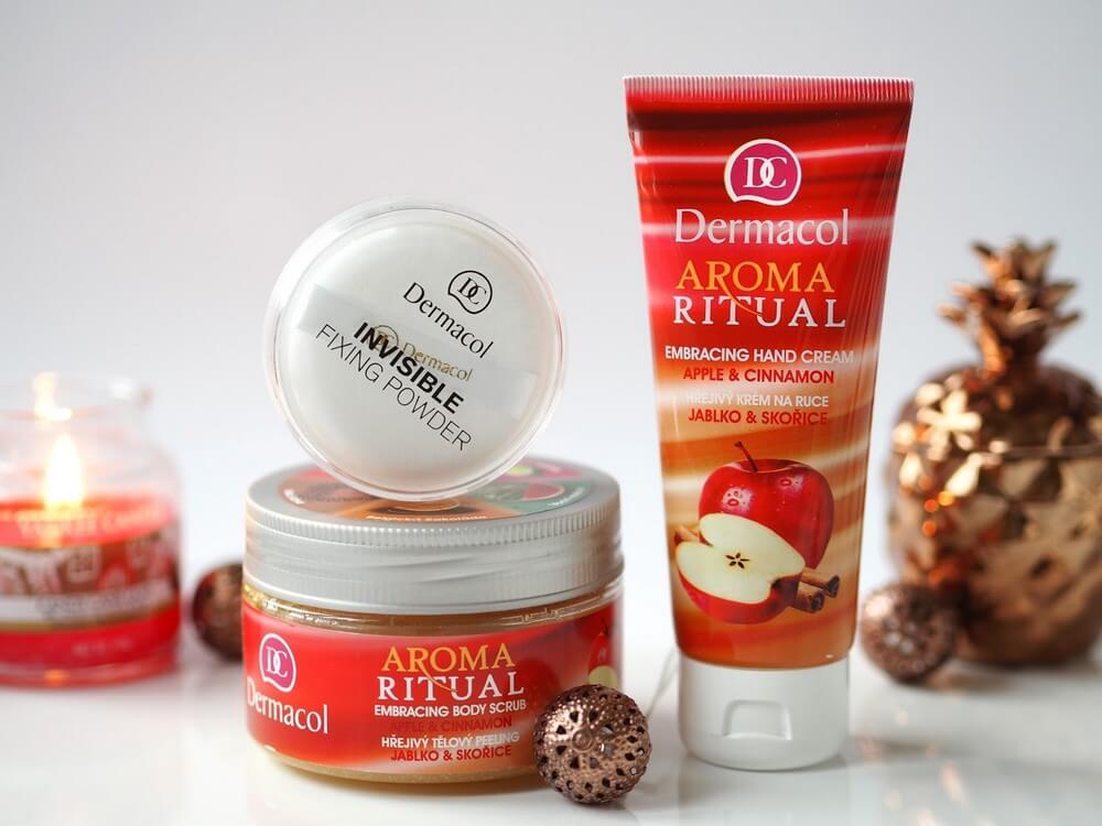 kem tẩy tế bào Dermacol Bodycare Aroma ritual embracing body scrub