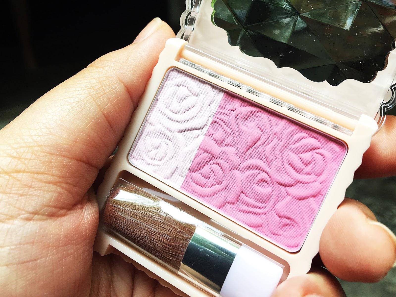 Má hồng canmake make up Matte & Crystal Cheeks