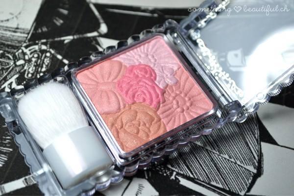 Má Hồng Rạng Rỡ canmake make up Glow Fleur Cheeks