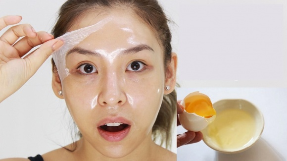 Đắp mặt nạ lòng trắng trứng gà qua đêm – Mẹo làm đẹp không thể bỏ qua!