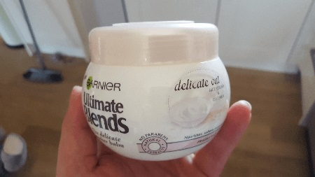 Mặt nạ tóc Garnier Hair The Delicate Soother Hair Mask