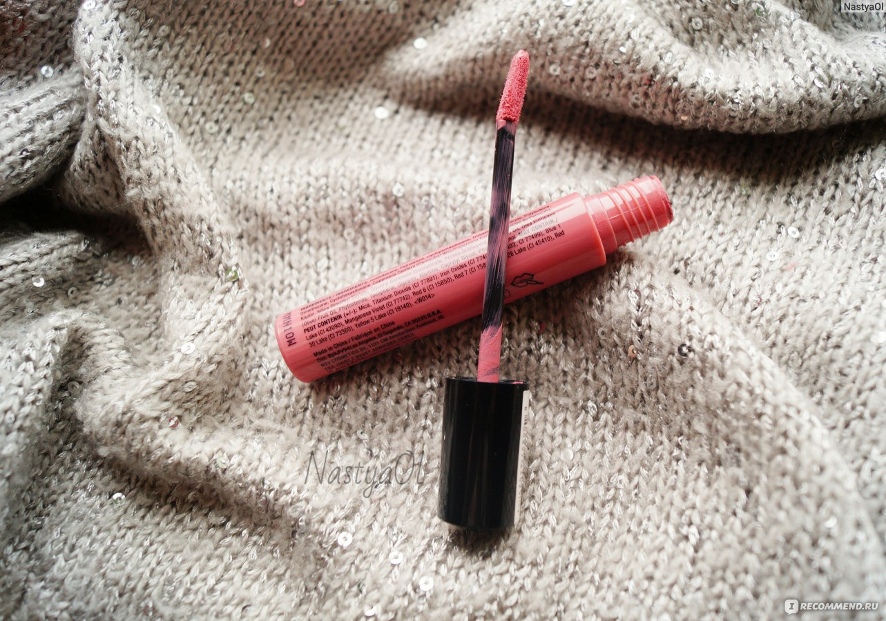 N.Y.X make up LIQUID SUEDE LIPPIE DUO - FOILED AGAIN