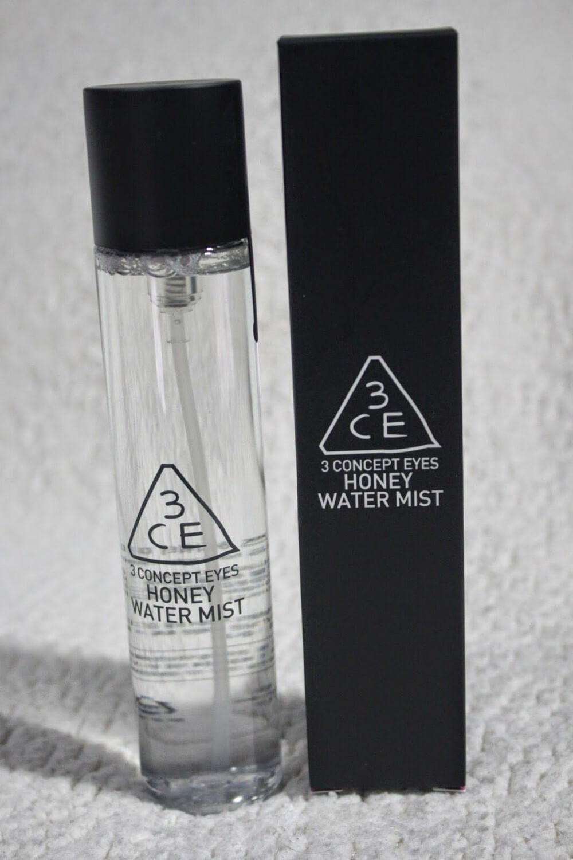 Nước hoa hồng 3CE Dưỡng da 3CE HONEY WATER MIST