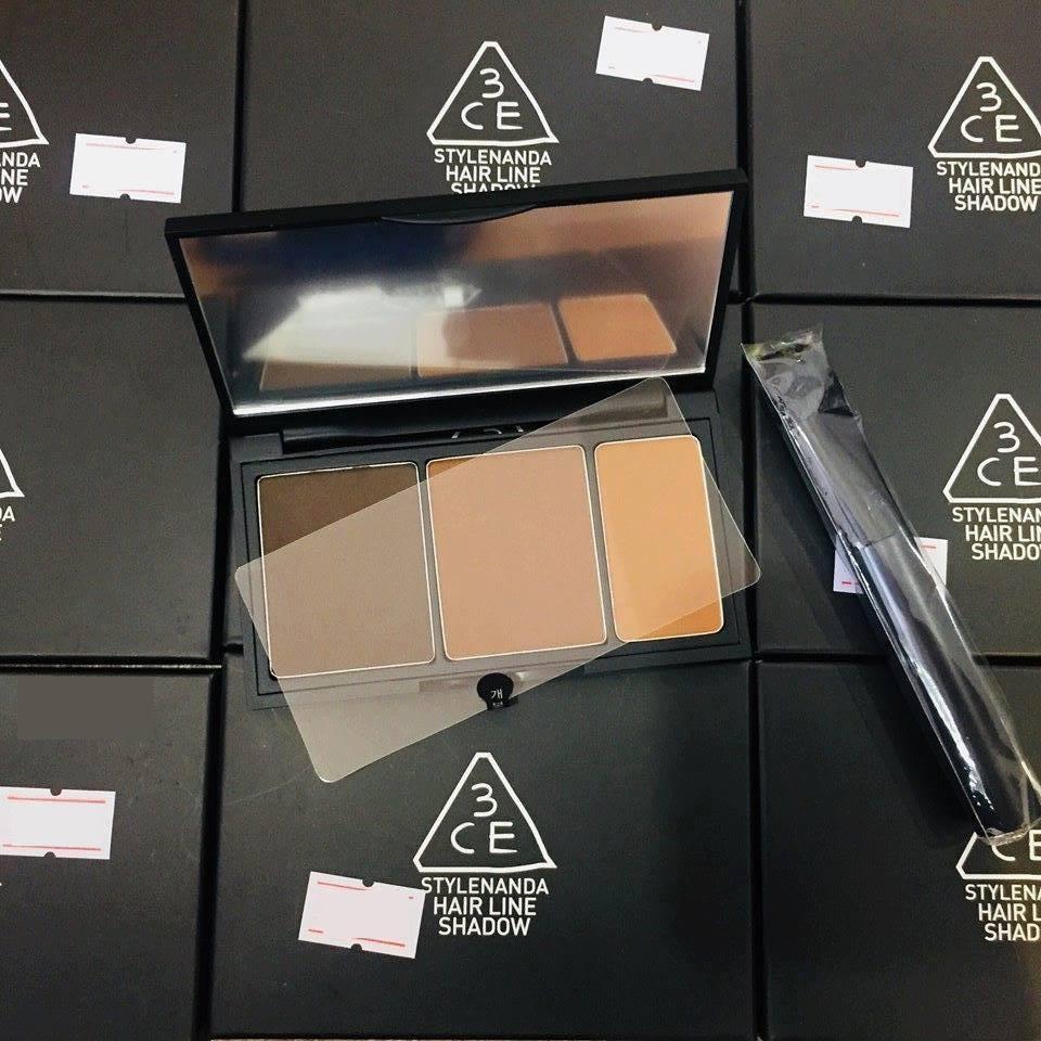 Phấn 3CE Makeup HAIR LINE SHADOW
