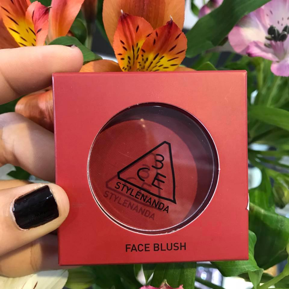 Phấn 3CE Makeup RED RECIPE FACE BLUSH #ALLURING