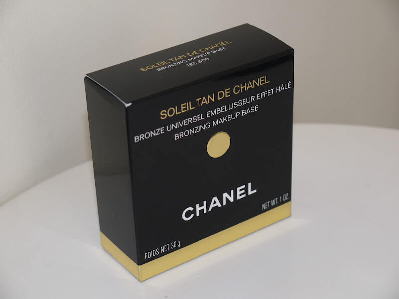 Phấn Chanel Trang điểm mặt BRONZING MAKEUP BASE