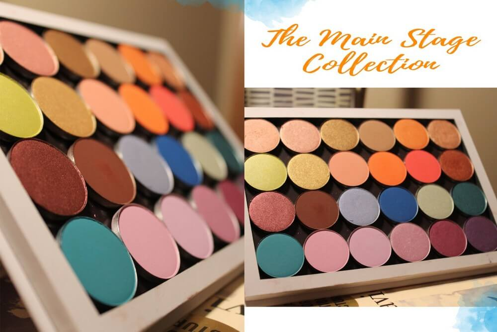 phấn mắt Colourpop Makeup THE MAIN STAGE