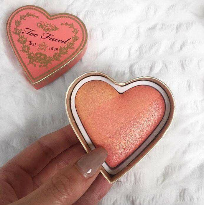 Phấn mắt toofaced Sweethearts Blush