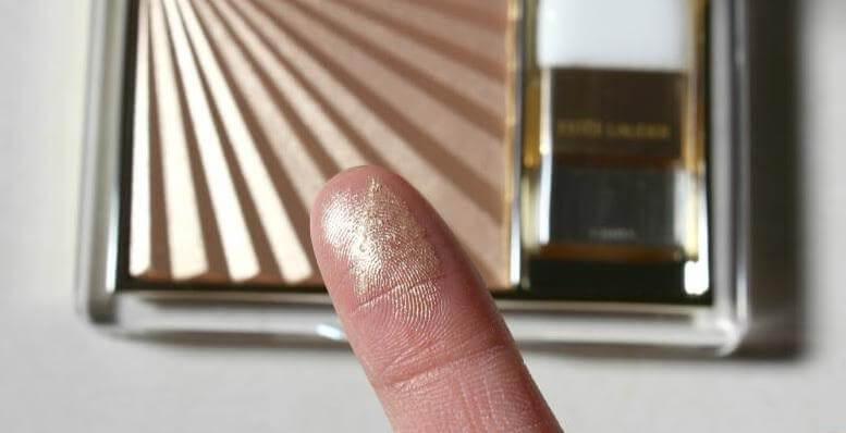 Phấn phủ Estee Lauder Trang điểm mặt Golden Weave