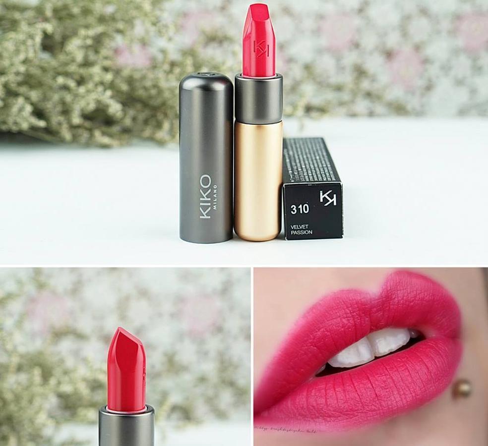 son môi Kiko makeup COSMIC | MATTE LIPSTICK