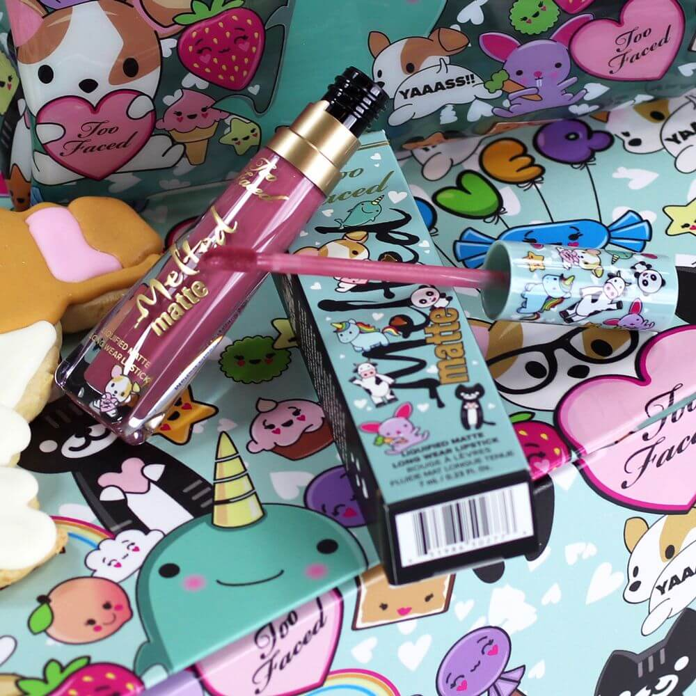 Son môi toofaced Melted Clover