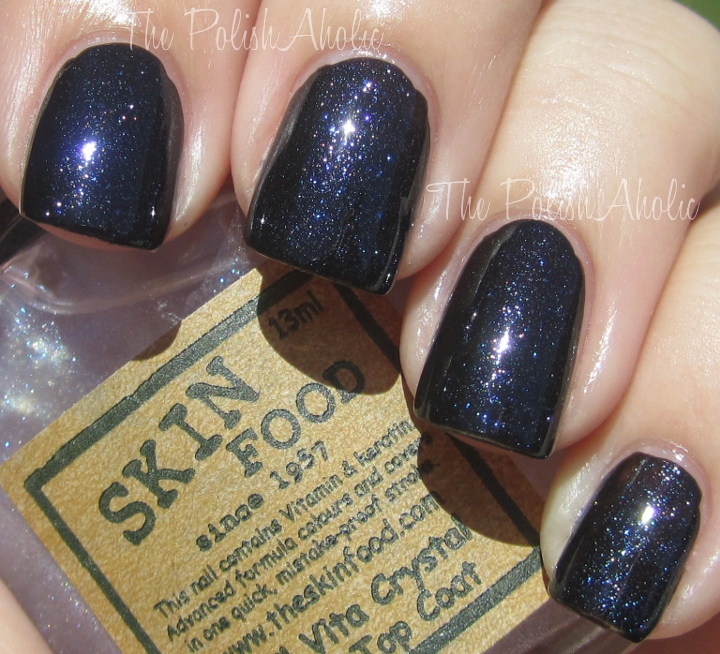 Sơn móng SKINFOOD Make Up NAIL VITA TOP COAT