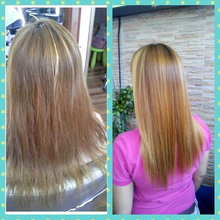 Dầu xả L'Oréal Chăm sóc tóc Keratin Caring Conditioner
