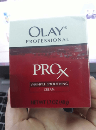 Kem dưỡng Olay PROX BY WRINKLE SMOOTHING ANTI AGING CREAM MOISTURIZER